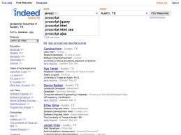 IndeedEng] Building Indeed Resume Search Enchanting IndeedCom Resumes