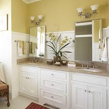 Cottage-Style Master Bathroom