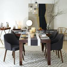 dining set with upholstered chairs round dining table upholstered chairs