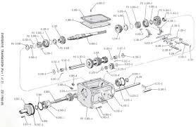 technical data Borg Warner Overdrive Wiring Diagram borg warner t 14 (six) overdrive transmission r10 borg warner overdrive wiring diagram