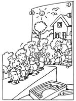 14 Kleurplaten Van Kinderboekenweek