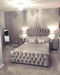 glitter wall bedroom ideas design corral