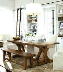 barn style furniture barn style dining table dining room pottery barn style dining rooms pottery barn