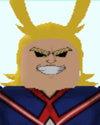 All star tower defense is a roblox game by top down games. All Powerful All Might Roblox All Star Tower Defense Wiki Fandom