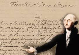 「first president, George Washington, who in 1796 declined to run for a third term in office.」の画像検索結果
