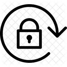 Image result for padlock in a circle