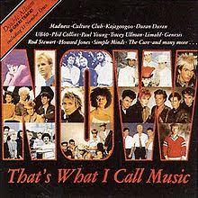Now Thats What I Call Music Original Uk Album Wikipedia