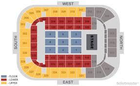 Lake Charles Civic Center Seating Chart 10 Abundant Civic Arena Seating Chart