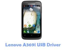 Download Lenovo A369i USB Driver