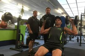 witt fle hawera muscles with new course for health and fitness trainers