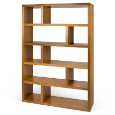 modern bookcases  dublin tall mukali bookcase  eurway