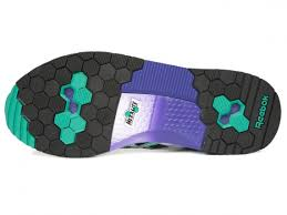 reebok hexalite. reebok hexalyte - purple hexalite l
