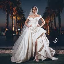 بالصور - حفل زفاف هاجر أحمد من رجل الأعمال أحمد الحداد - صولو