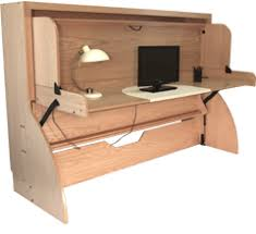 wall bed with desk. Convert To Bed Wall With Desk