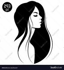 Female Black Hair Vector Geekchicpro