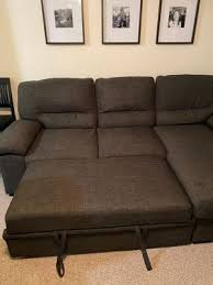 new and used sleeper sectional for