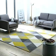 yellow and gray rugs yellow gray runner rug and adds a subtle pop of color carpet
