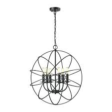 good 6 light chandelier or elk lighting yardley 6 light chandelier oil rubbed bronze 14244 6