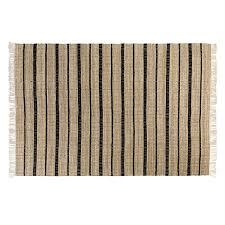 bongo striped floor rug 200x300cm