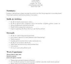 Free Cna Resume Templates Custom Cna Template Resume Resume Templates For Nursing Assistant Resume