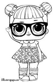 Get Coloring Pages Lol Dolls