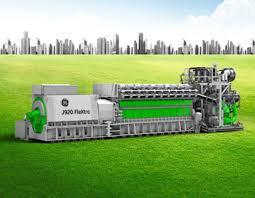 Ge Remote Access Jenbacher J920 Flextra Gas Engine Remote Chp Power Ge Power