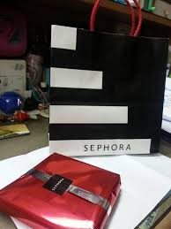 photo of sephora kuala lumpur msia gift wrapping service