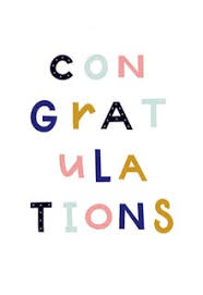 Congratulations Email For New Job Congratulations Cards Free Greetings Island
