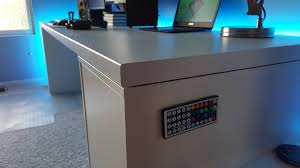 Counter Top Desks I Too Have An Ikea Countertop Battlestation Album On Imgur