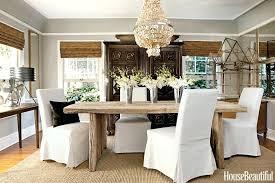 House Beautiful Dining Rooms Minimalist Impressive Design