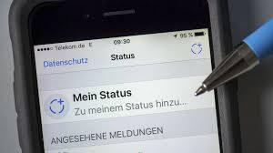 Neuer Whatsapp Status Alle Antworten Zum Neuen Update Netzwelt