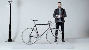 How to Fix a Puncture with Kennedy City Bicycles & Mr Porter: Video –  Accidental Bear