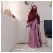 Saat itu wardah tak sengaja melihat foto natta di kolom pencarian. Pin Di Niqabi