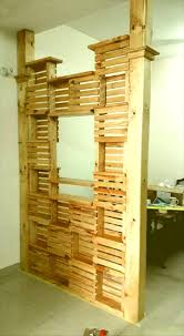 office separator. Room Separator Ideas Diy Pallet Office Divider With Window Images T