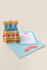 3d Birthday Cake Card Francescas
