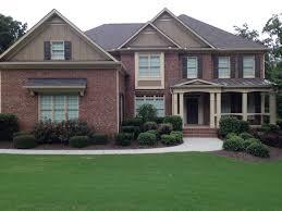 Home Decor How To Select Exterior Paint Colors Atlanta Home