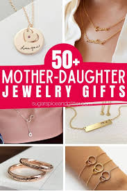 mother daughter jewelry sugar spice
