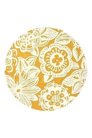 yellow circle rug rug love this design maybe another color ikea yellow circle rug