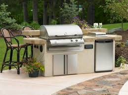 #PinMyDreamBackyard Not The Right Style, But Simple Outdoor Kitchen Ideas