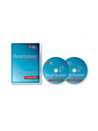aha heartsaver first aid cpr aed dvd set