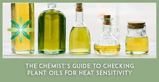Iodine Value Chart The Chemists Guide To Checking Plant Oils For Heat Sensitivity