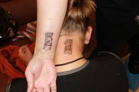 тату для двоих татуировки 40 фото