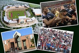 Buccaneer Stadium Corpus Christi Seating Chart Texas 60 Million High School Football Stadium The Texas