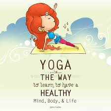 Yoga Quotes Custom Healthy With Yoga Quotes By Marla The Sweet By Khotekmei On DeviantArt