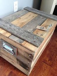 office desk europalets endsdiy. small storage trunk chest made of repurposed pallets via etsy by elijah britton office desk europalets endsdiy o