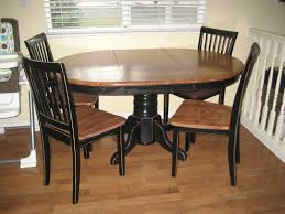 a new dining table