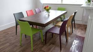 Colorful Dining Room Tables Unique Design Inspiration