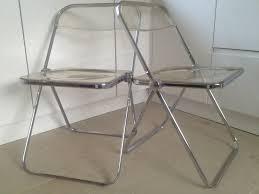 acrylic folding chairs uk home design ideas