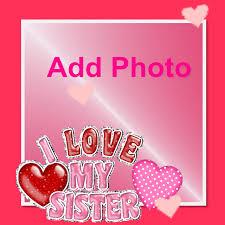 imikimi zo family frames i love my sister frame animated