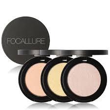 fashion 5 colors imagic brand highlighter powder brighten face foundation palette highlighting contour professional makeup beaut